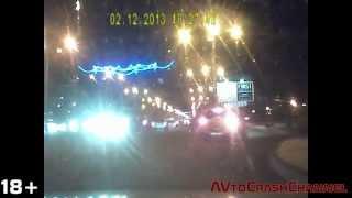 Аварии на видеорегистратор 2014