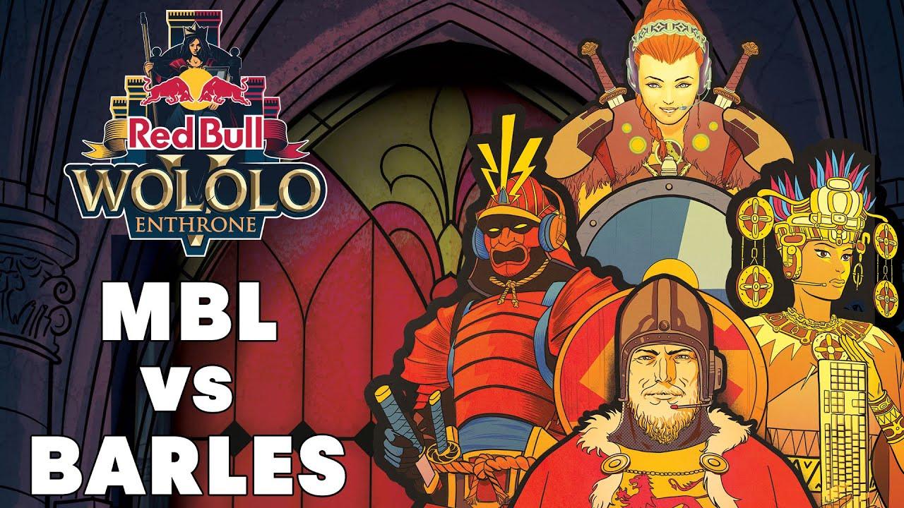 Download MBL vs Barles GROUPS - Day 1   Red Bull Wololo V