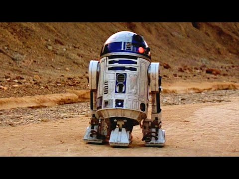 The Life of R2-D2 in 3 Minutes