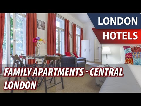 Family Apartments - Central London | Review Hotel In London, Great Britain
