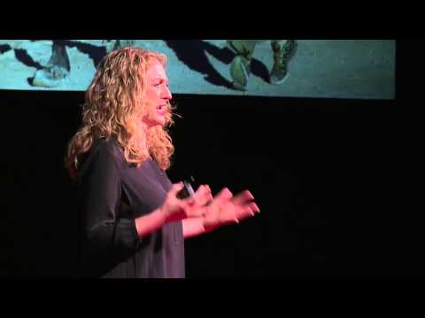 In-between space: Jennifer Steinman at TEDxSonomaCounty