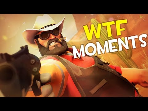 TF2 WTF Moments: Unreal Facestab