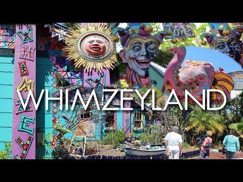 Whimzeyland - Safety Harbor, Florida