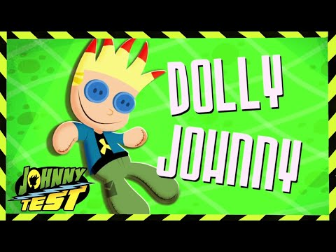 Johnny Test 523 - Magic Johnny/Dolly Johnny | Animated Cartoons for Children