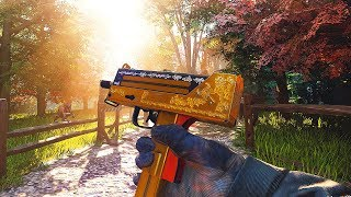 NEW 'MORI' MAP IS THE MOST BEAUTIFUL ZOMBIES MAP EVER! (Call Of Duty Zombies)