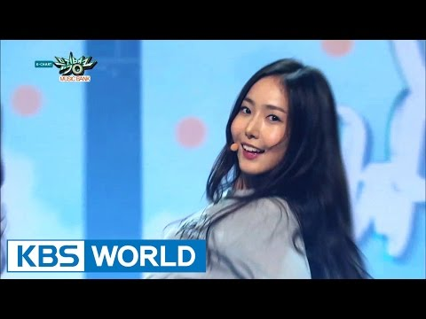 GFRIEND - Glass Bead | 여자친구 - 유리구슬 [Music Bank HOT Stage / 2015.01.23]