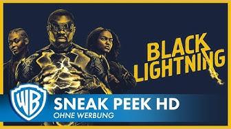 BLACK LIGHTNING Staffel 1 - 5 Minuten Sneak Peek Deutsch HD German (2019)