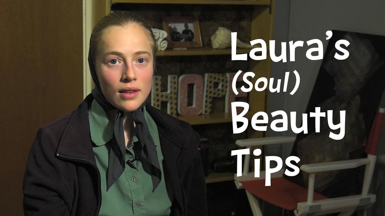 Laura's (Soul) Beauty Tips - Laura from the Bruderhof by Bruderhof