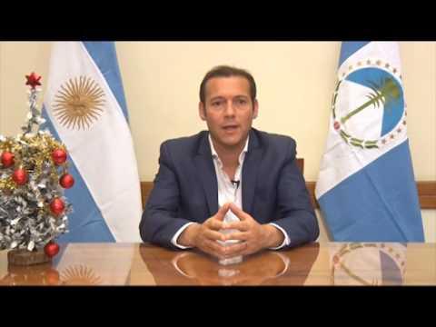 Mirá el saludo de fin de año para los neuquinos del gobernador Gutiérrez