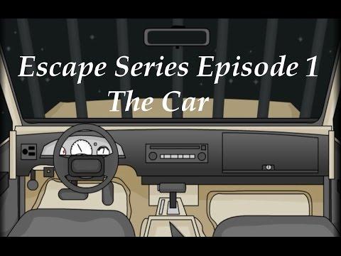Прохождение Escape Series - The Car