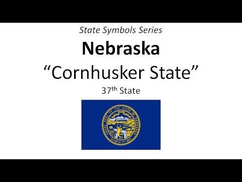 State Symbols Series - Nebraska