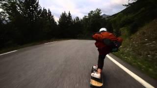 Skating The Alps - Anton Lindén