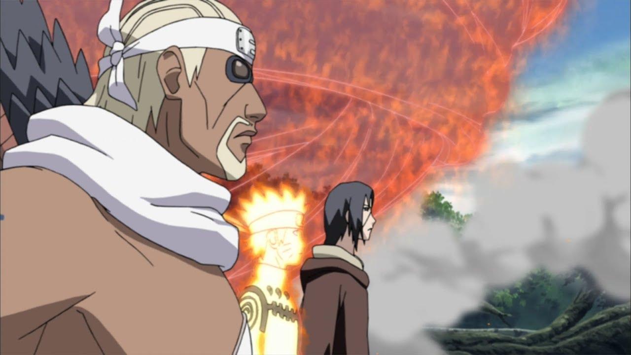 Naruto shippuden episode 299 review itachi is imortal - Naruto shippuden 299 ...