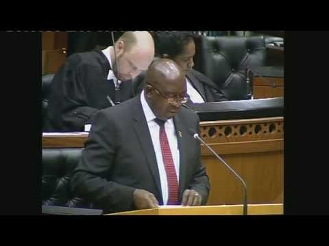 Statement by the Minister of Finance on retirement fund rumours