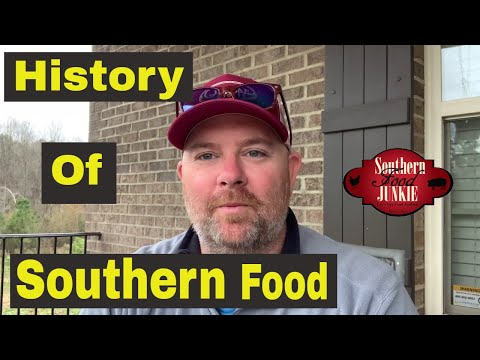 A Brief History Of Southern Cuisine