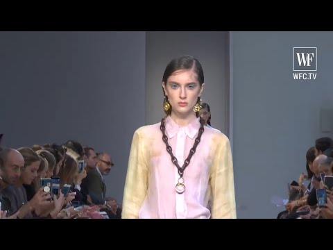 Сividini spring-summer 2020 Milan fashion week