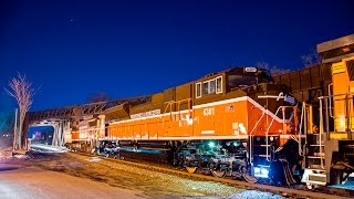Providence & Worcester NRWO w/ Newly Painted P&W SD70M-2 & VTR GP40-2W