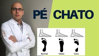 Chatos sintomas de pés