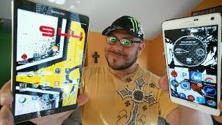 Samsung Galaxy Note 4 vs Galaxy Tab S Gold Edition - Best Samsung Devices Ever