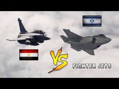 Egyptian Fighter Jets Vs Israeli Fighter Jets ✪ Egyptian Air Force Vs Israeli Air Force