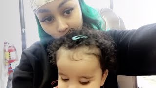 Blac Chyna REUNITED With Dream Kardashian For The First Tim Since Rob Exposed Her