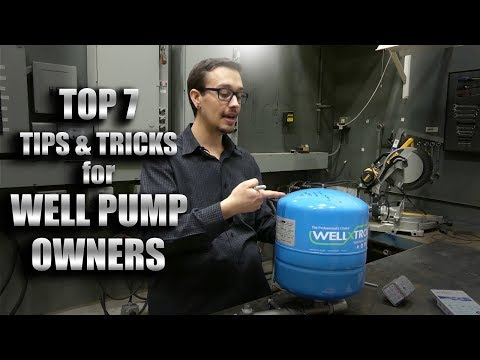 7 Things Every Well Pump Owner Should Know