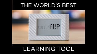 Quizflip: fliP is now available on Indiegogo
