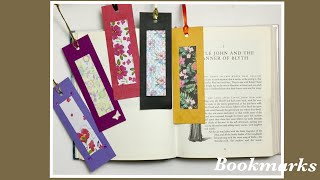 Paper Bookmarks / 페이퍼 북마크