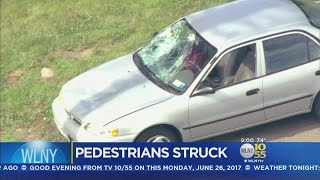 Vehicle Strikes Mother And Her Three Children In Rockland County
