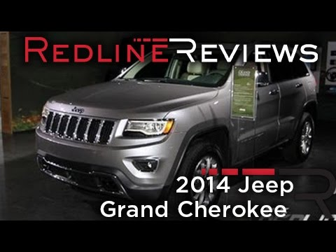 2014 Jeep Grand Cherokee First Look - 2013 Detroit Auto Show