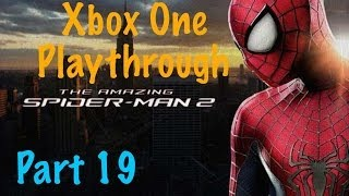 The Amazing Spider-Man 2 Playthrough - Part 19 - Kingpin is OP