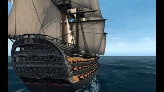 L'Ocean Vs.  Victory, Duel of the Titans, Naval Action