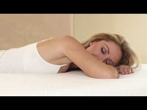 Lull Mattress  Playboy Playmate Tify Toth in her new bed