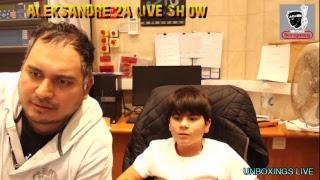 LIVE Show Gordan 2A 13.01.2019