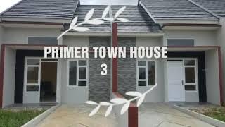 Primer Town House 3, Hunian 300jutaan Free Furniture
