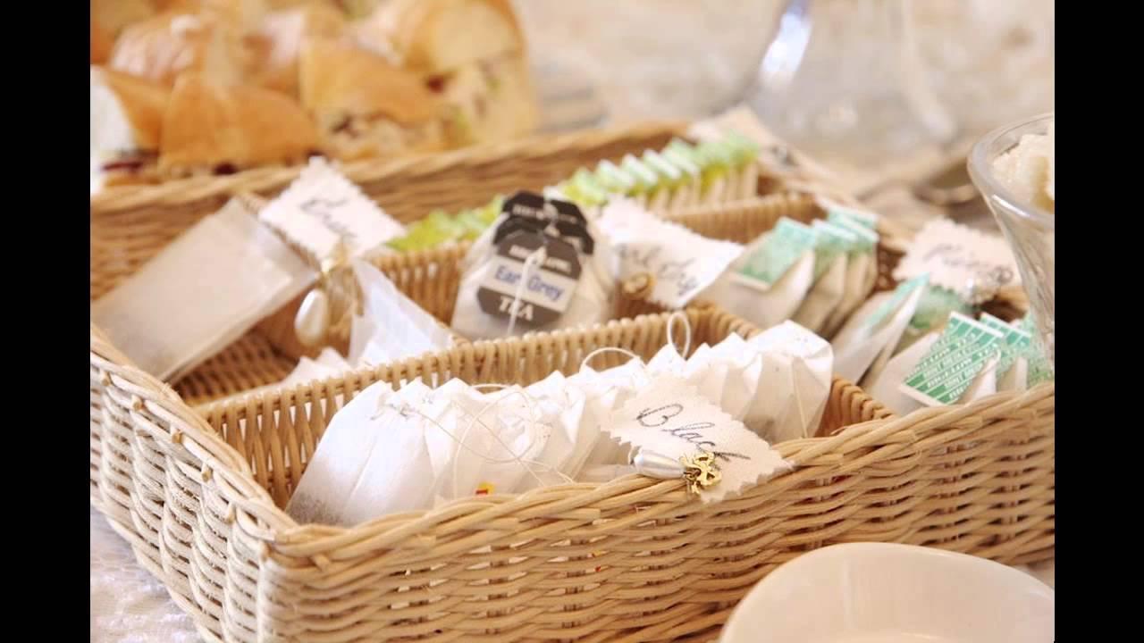 Wonderful Tea Party Baby Shower Ideas Youtube