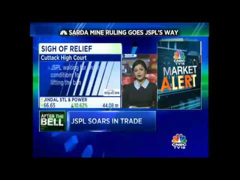 Sarda Mine Ruling Goes JSPL's Way