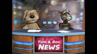 Tom and Ben News: The Fight by Talking Friends