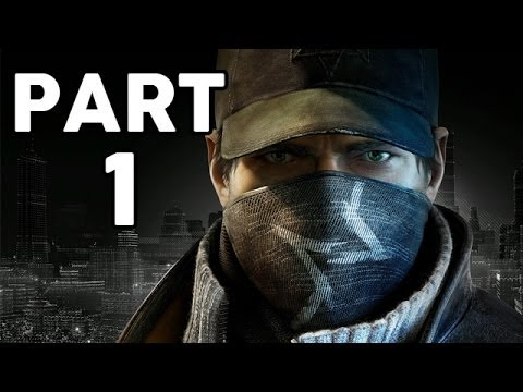 Let's Play Watch Dogs Deutsch PS4 Gameplay #01 - Aiden Pearce