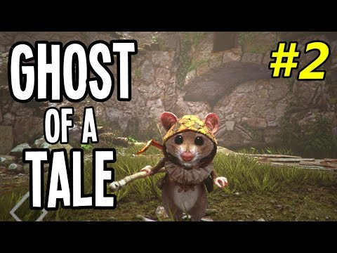 SNEAKY MOUSE ESCAPES from PRISON! - Ghost of a Tale Gameplay