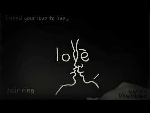 Unnalea Ennalum En Jeevan/Romantic Whatsapp Status Tamil/female Love Whatsapp Status Tamil/evergreen