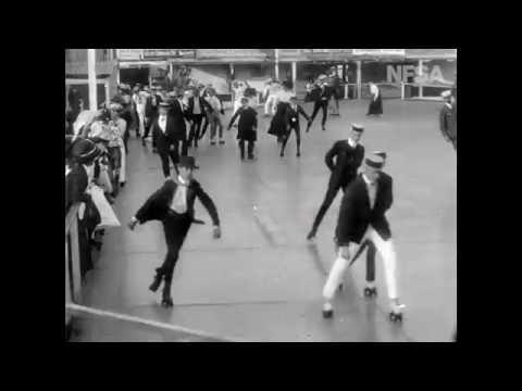 Skating Carnival On South Brisbane Rink