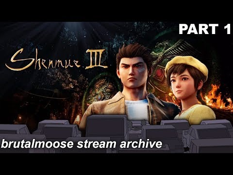 Shenmue III - The Story Continues... (Part 1)