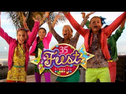 Kinderen voor Kinderen - Feest! (Officiële videoclip)