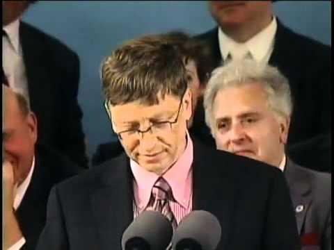 (www.bbc.edu.vn) Bài diễn văn của Bill Gates tại đại học Harvard