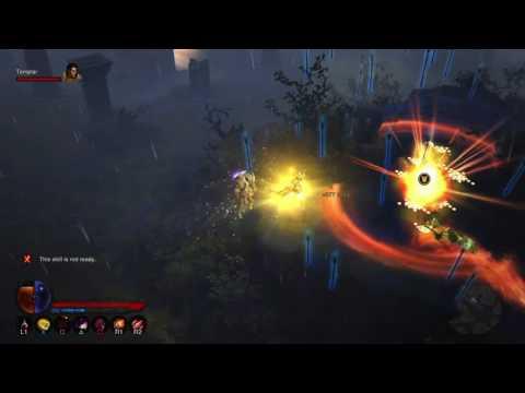 Diablo  Rain Of Vengence Build
