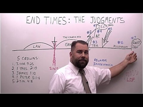 End Times Part 7: The Judgments