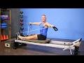 Full Pilates Reformer Fitness Workout