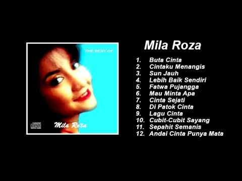 Mila Roza full Album lagu dangdut lawas kenangan