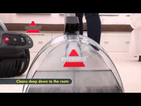 BISSELL HEALTHY HOME PRO HEAT ALL ROUNDER